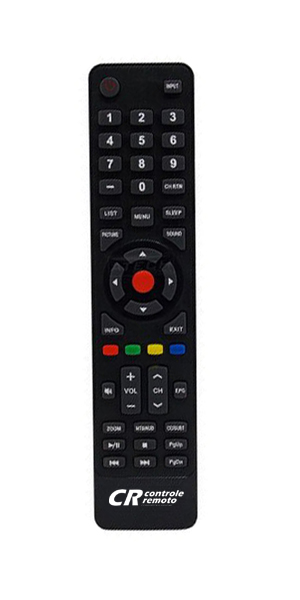 Controle remoto para TV H-Buster